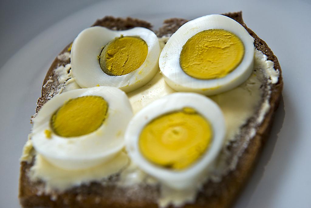 Brot und Butter und . . .