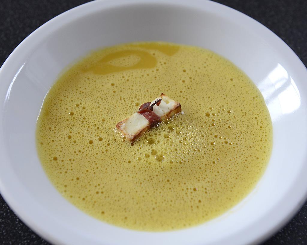 Winter-Zeit ist Suppen-Zeit und die heutige Einlage ist  . . .
